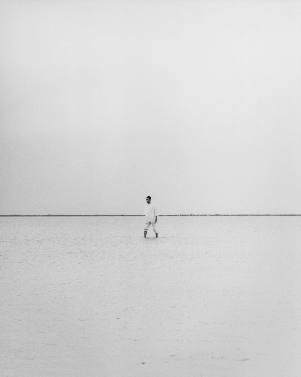 Simon Porte Jacquemus - Photo by David Luraschi